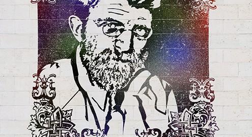 Gedenkdemo an Erich Mühsam