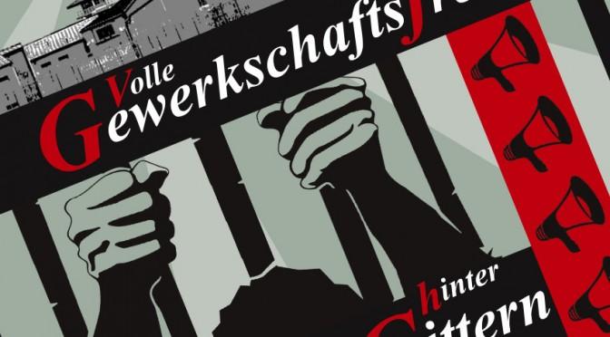 Zeitung der Gefangenengewerkschaft