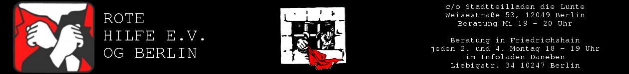 Rote Hilfe OG Berlin