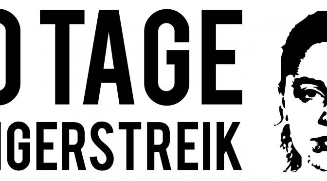 40 Tage Hungerstreik – Gülaferit braucht eure Solidarität