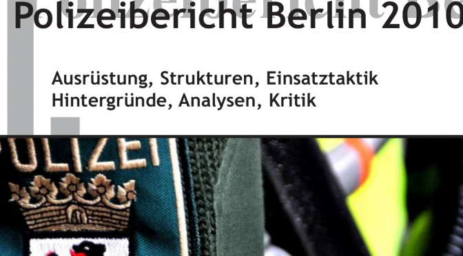 Der Polizeibericht 2010