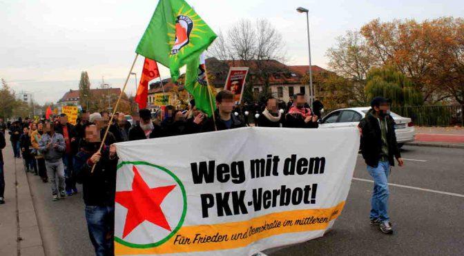 Business as usual: Festnahme eines kurdischen Aktivisten in Berlin