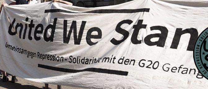 Nach G20: Keine Beteiligung an Denunziation und der groß inszenierten Menschenjagd!