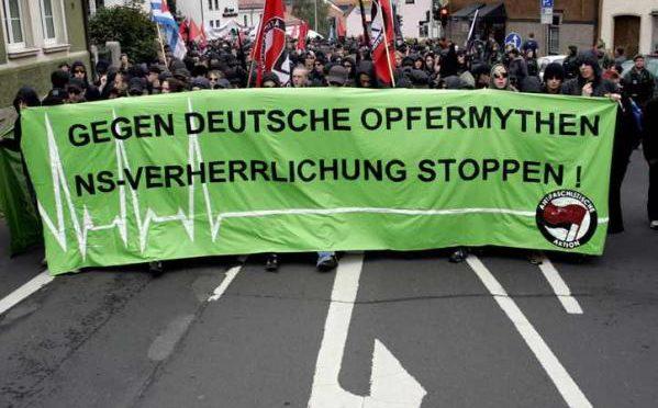 Prozess gegen Antifaschistin wegen Hess-Marsch 2018 – Prozesserklärung