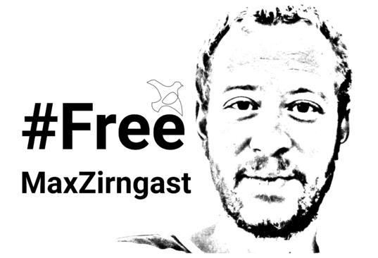 Max Zirngast ist frei